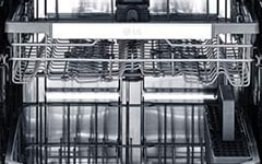 LG Elegant interior design Dishwasher