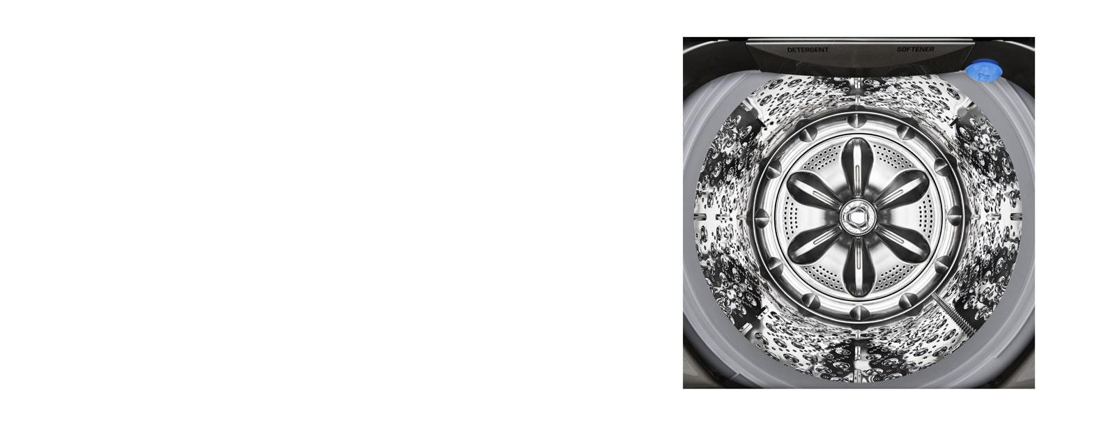 LG Stainless Steel Tub