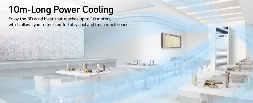 Power Cooling (PAC)