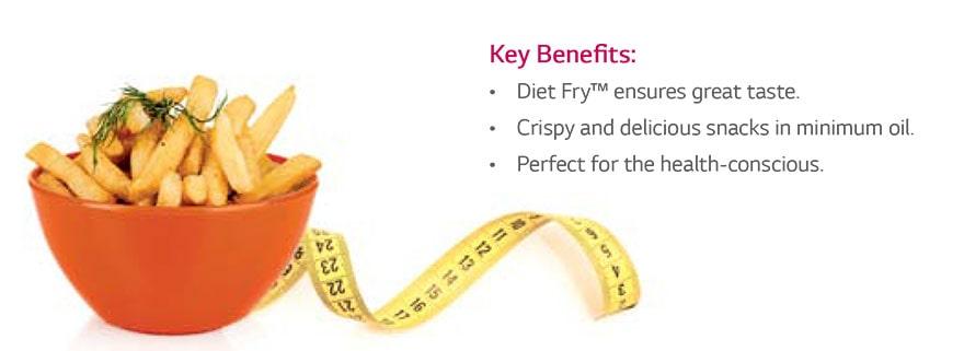Diet Fry™