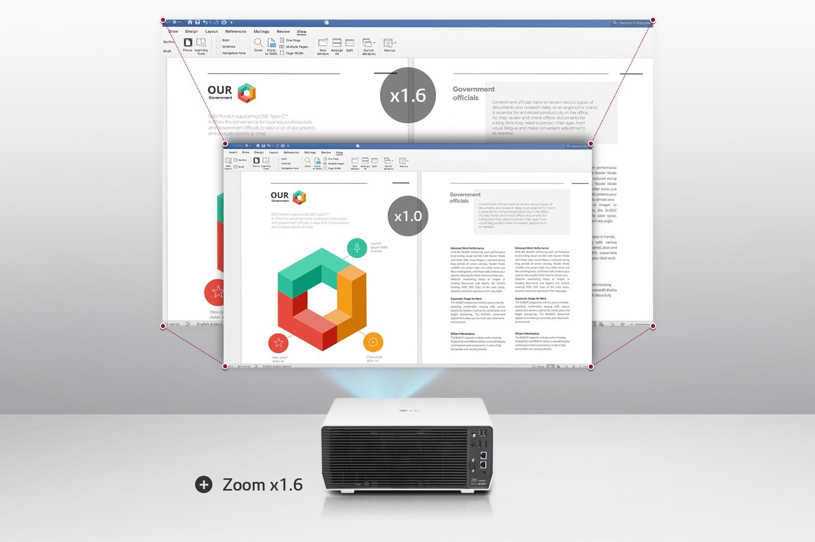 LG BU50NST Prilagodljiva in enostavna namestitev