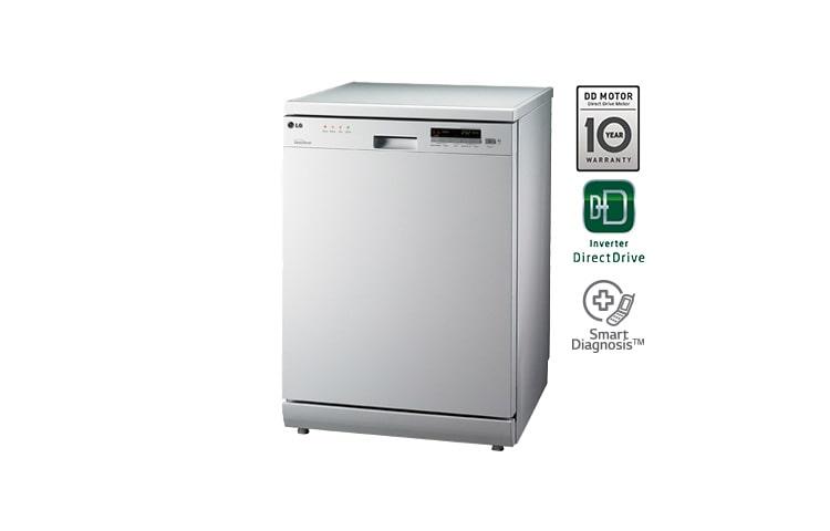 Lg D1451wf Inverter Direct Drive Dishwasher