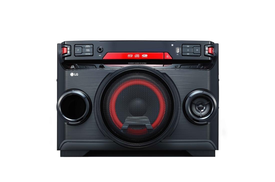 LG XBOOM OK45 All In One Mini System, Auto DJ | LG IN