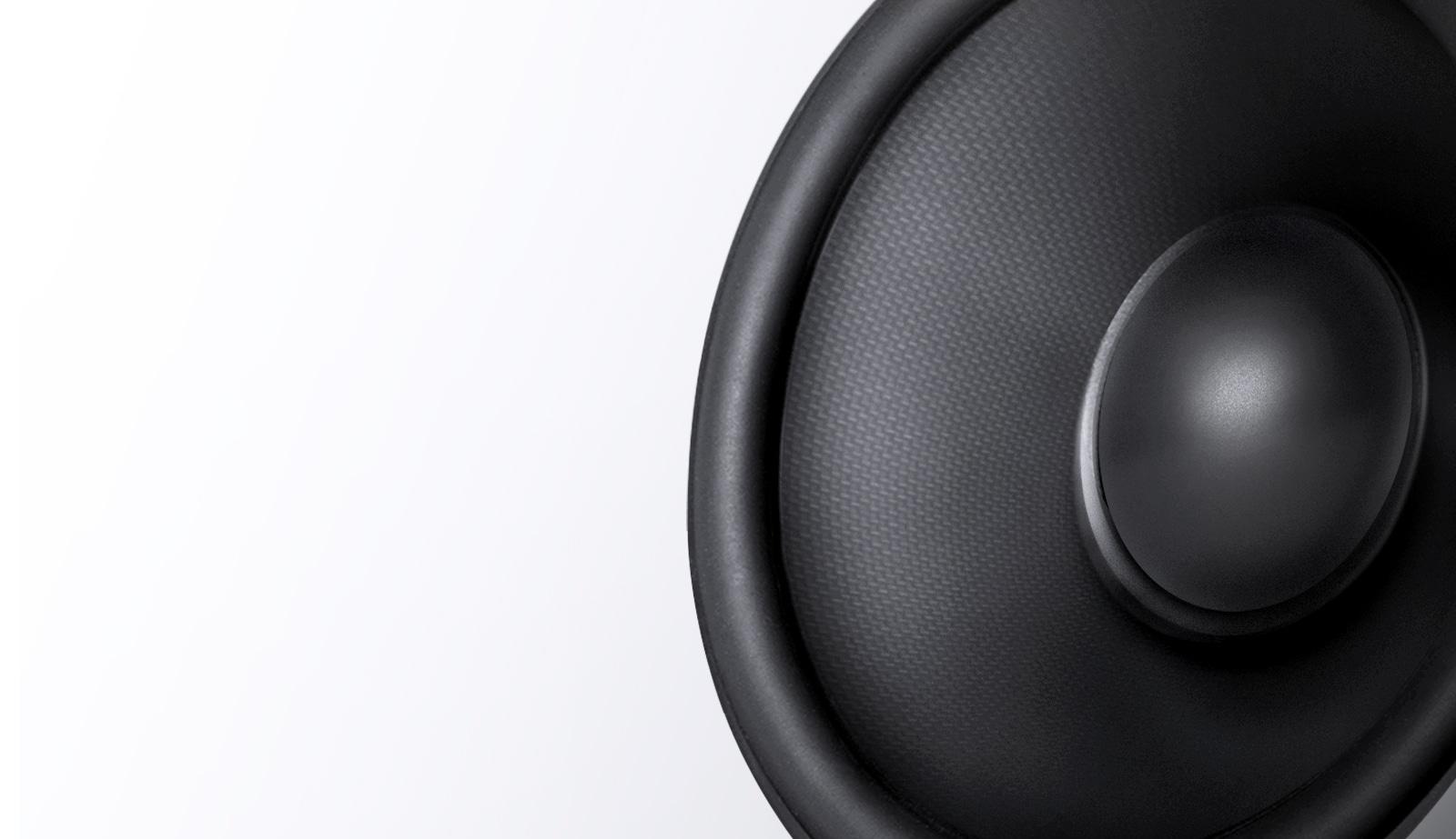 LG Sound Bar SN4 Carbon Woofer