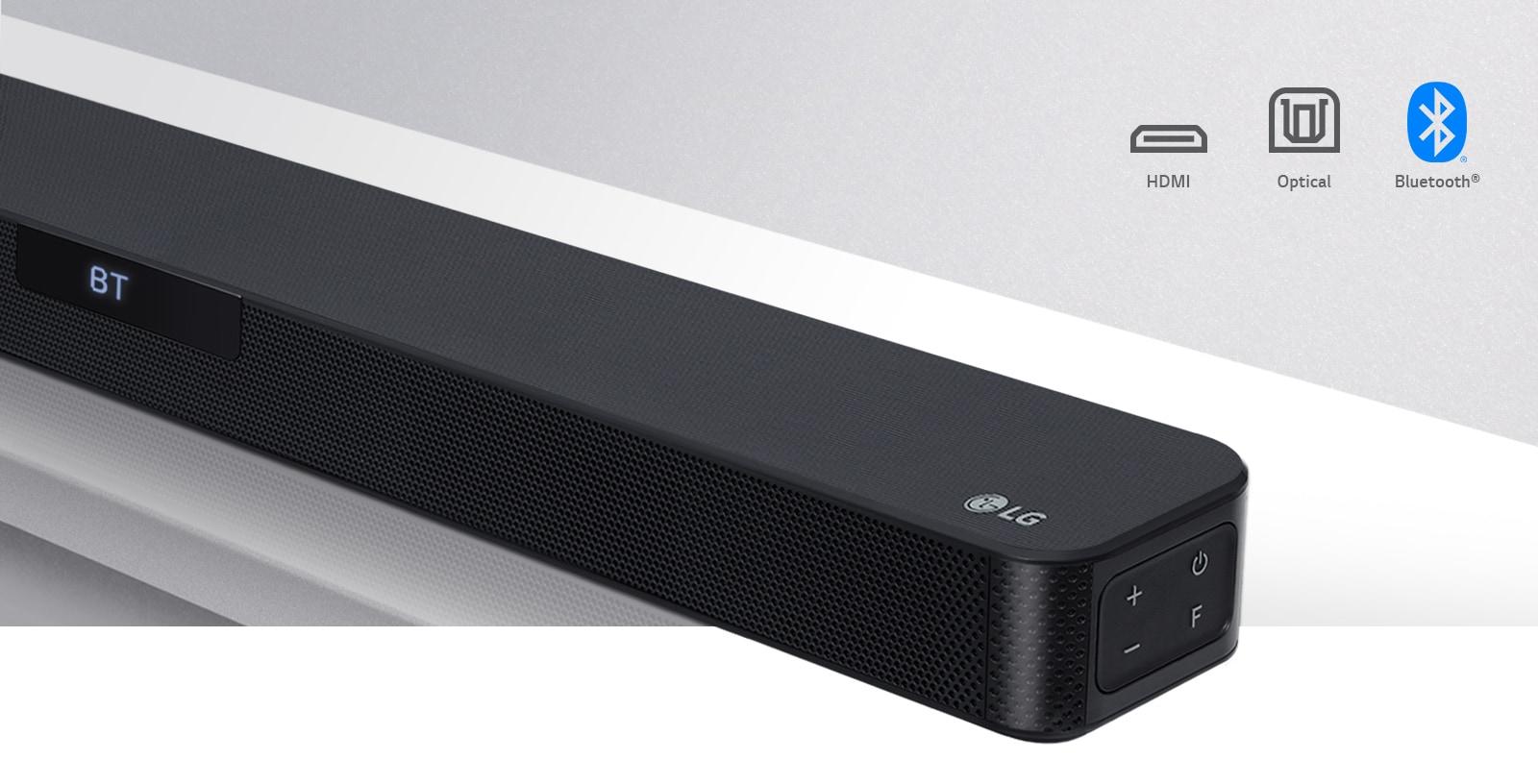 Povezivanje LG Sound Bar SN4