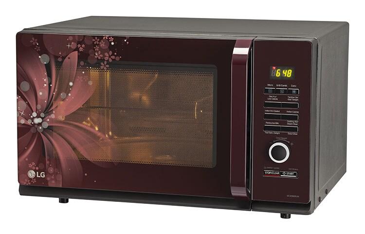 Lg Microwave Ovens Mc3286brum Thumbnail 2