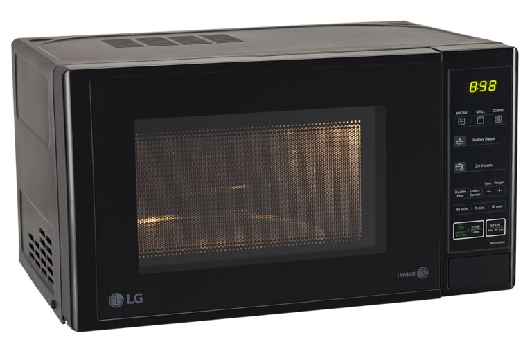 Lg Mh2044db Grill Microwave Oven Lg Electronics In