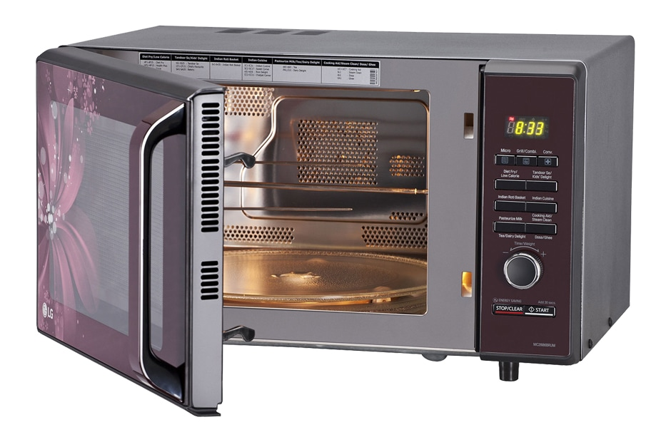 ef88101dfb7 LG MC2886BRUM Convection Microwave Oven