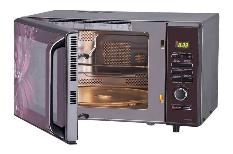 Lg Mc2886brum Convection Microwave Oven Lg India