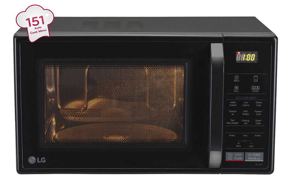Lg Microwave Oven ~ Lg mc bl convection microwave oven india