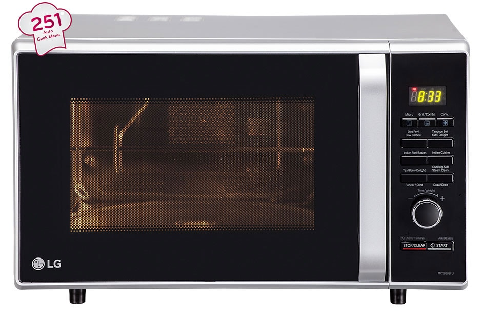 Steam Combination Microwave Oven Baking Cake