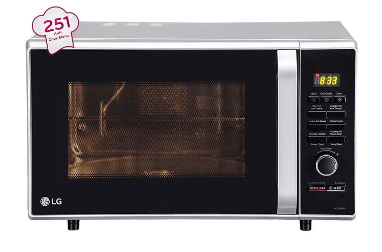 Lg Microwave Ovens Mc2886sfu Thumbnail 1