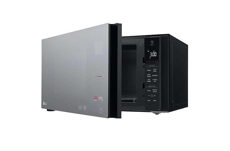 LG Microwave Ovens MS4295DIS thumbnail 4