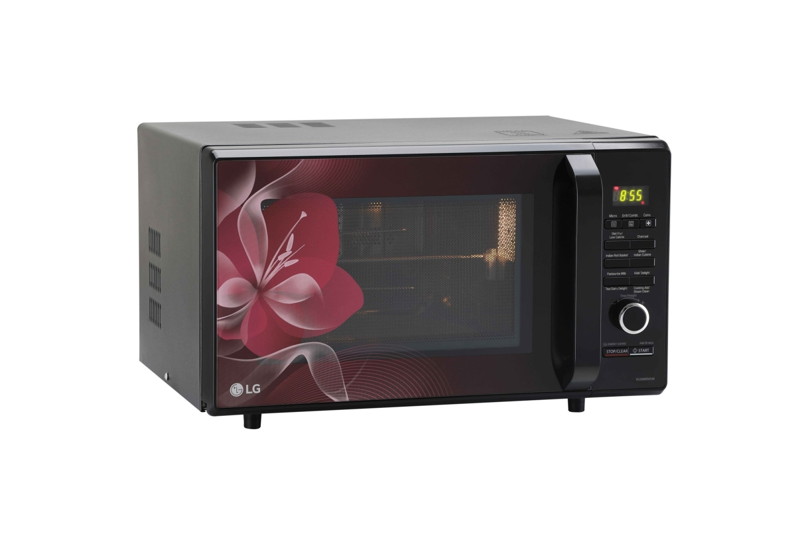 lg mj2886bwum all in one microwave oven with charcoal lighting rh lg com LG Dryer Parts LG Dishwasher Parts