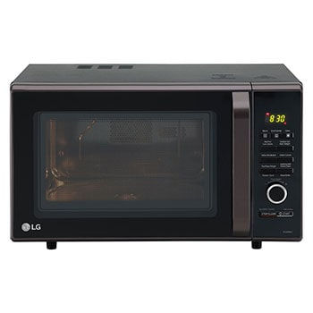 LG Microwave Oven with Diet Fry™ and 251 Auto cook Menu1
