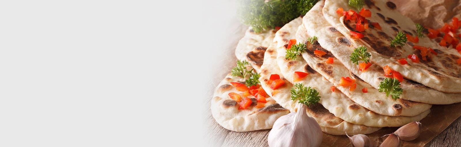 Indian Roti Basket*1