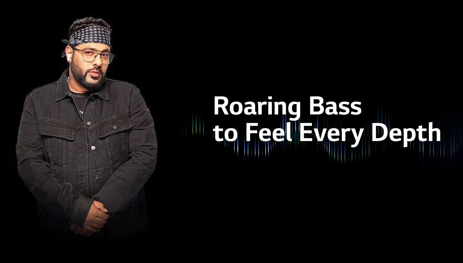 LG HBS-FN7 Roaring Bass