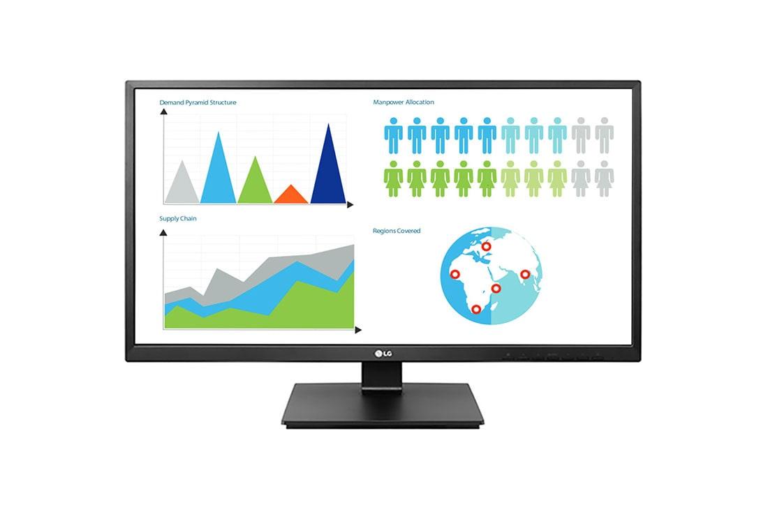 e01479c0258 LG 27BK550Y-B Multitasking IPS Monitor, Full HD IPS Display | LG India