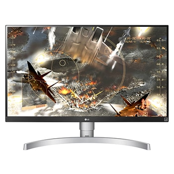 27 (68.58cm) Class 4K UHD IPS LED Monitor with VESA DisplayHDR 400 (27 (68.58cm) Diagonal)1