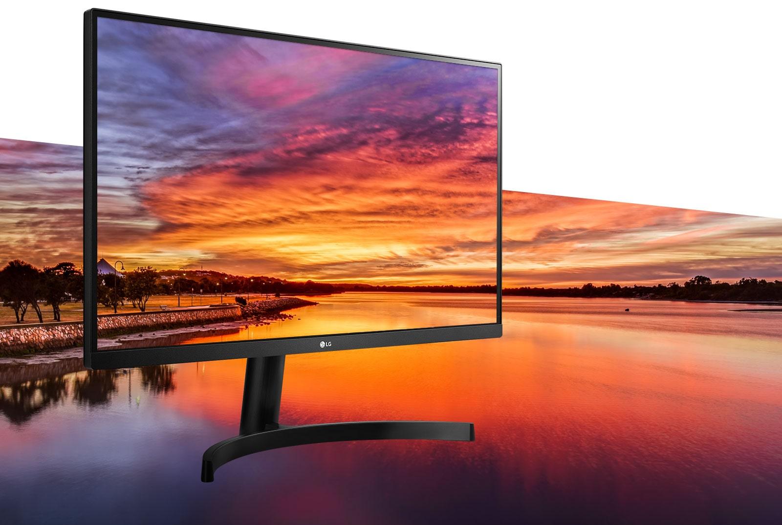 LG 27QN600-B QHD IPS Monitor