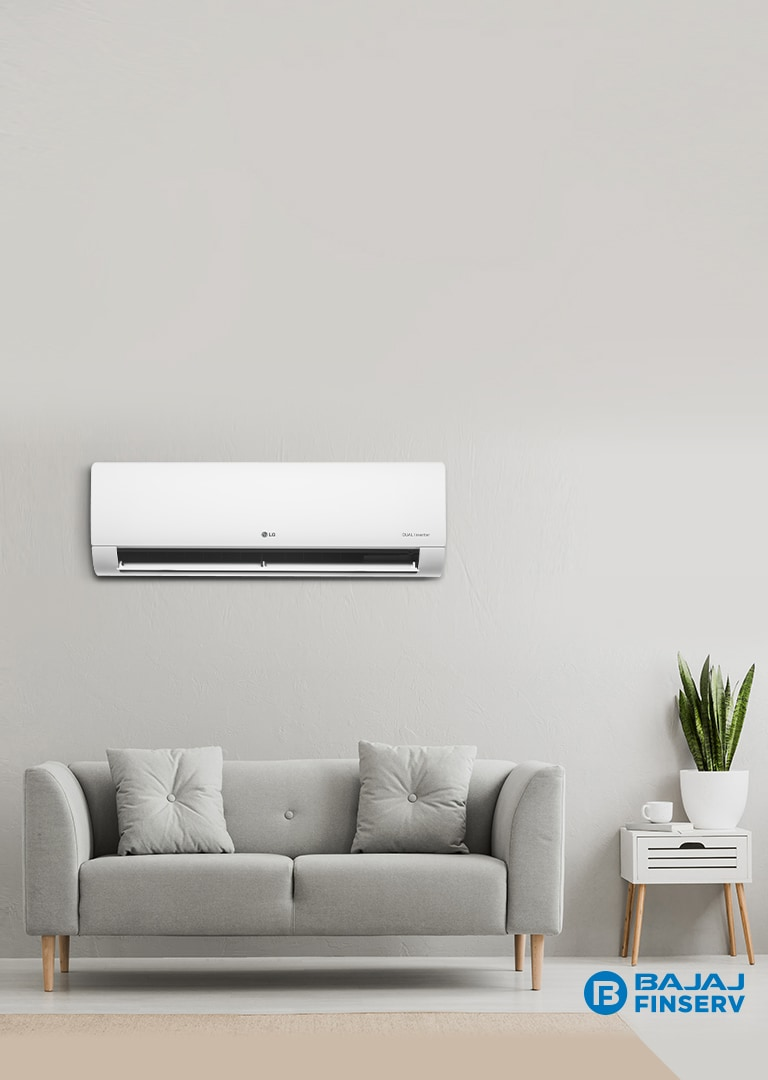 Split AC - Inverter Split Air Conditioners For Cleaner Air | LG India