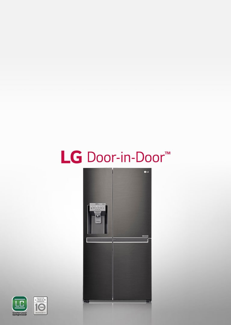 Side By Side Refrigerators Side By Side Fridge Multi Door With Smart Thinq Lg India