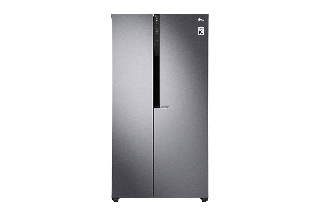 Lg Gc B247kqdv 679 Ltr Side By Side Refrigerator With Inverter Linear Compressor