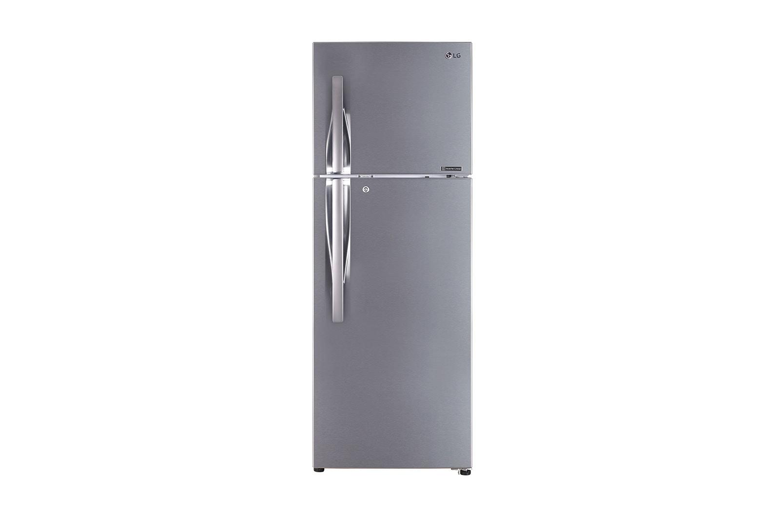 846a60eb78 LG GL-R372JPZN 335 Ltr Frost Free Refrigerator With Inverter Linear  Compressor