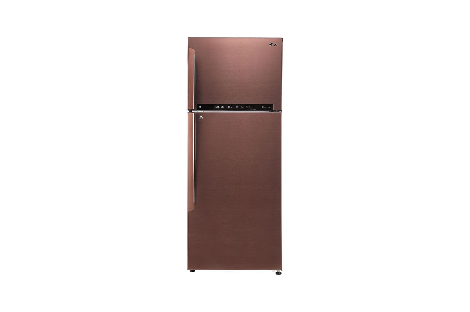 LG GL-T502FASN 471L Double Door Frost Free Refrigerator With