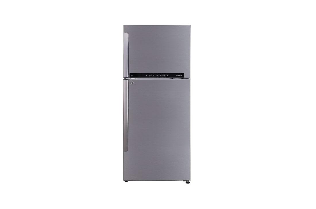 Lg Gl T432fpzu 437l Double Door Frost Free Refrigerator With Dual Schematics Refrigerators 1