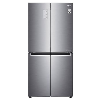 594 Ltr, Inverter Linear Compressor, Door Cooling+™, Multi Air Flow, LG ThinQ, Smart Diagnosis™, MOIST 'N' FRESH, Side by Side Refrigerator1