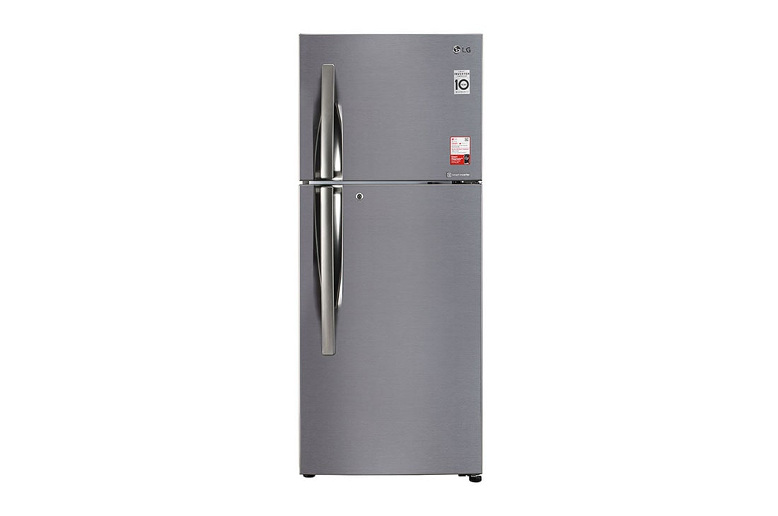 LG GL-S292RPZY 260 Ltr 2 Star Double Door Refrigerator Price and ...