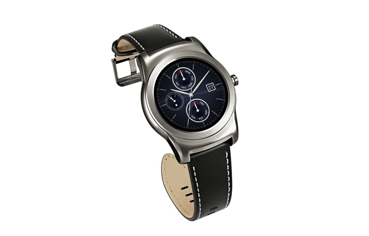LG Smart Watches The Real Watch thumbnail 9
