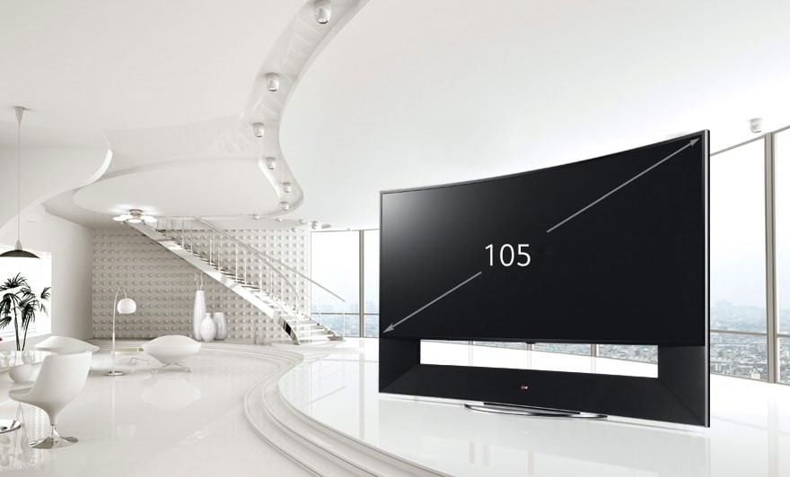 105 Gigantic Screen