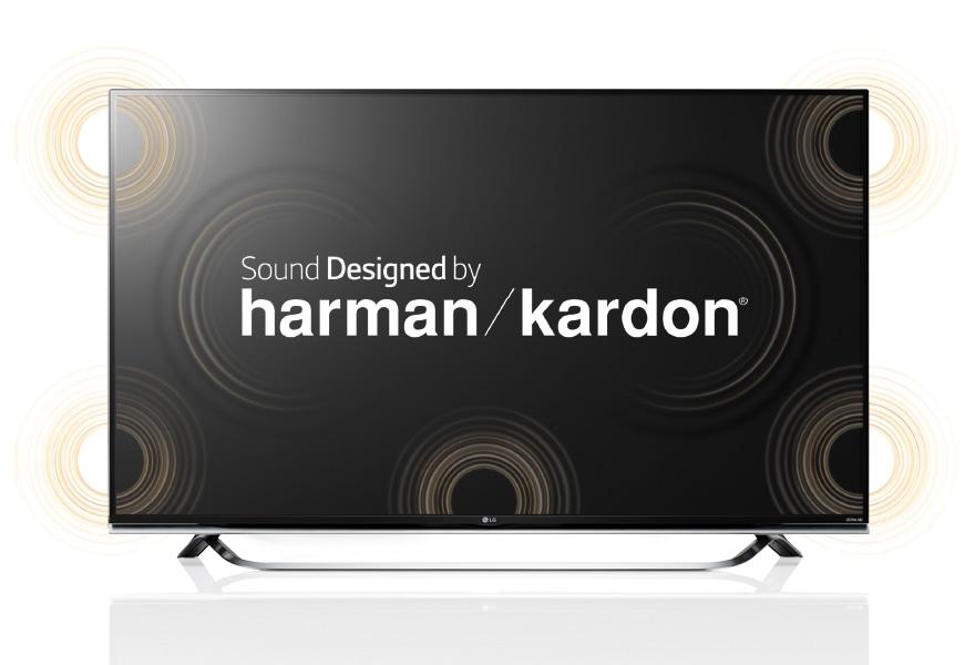 Sound Designed by Harmon/Kardon