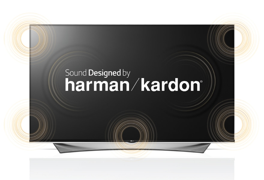 Sound Designed by Harmon/Kardon