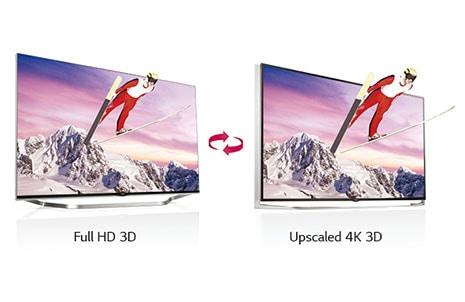 4K 3D Upscaler