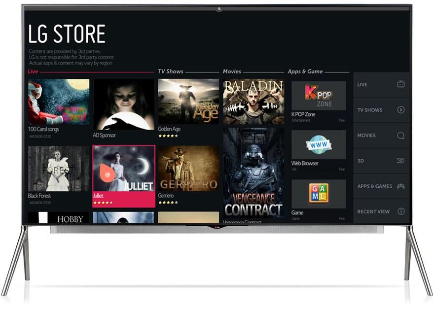 LG Smart+ TV LG Store