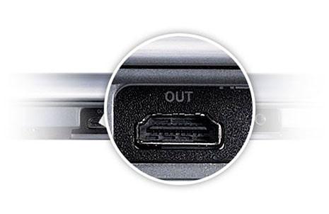 HDMI Output
