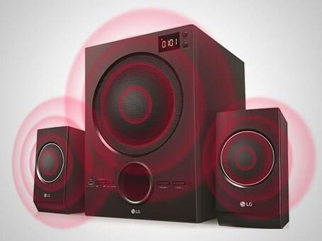 Impressive Sound