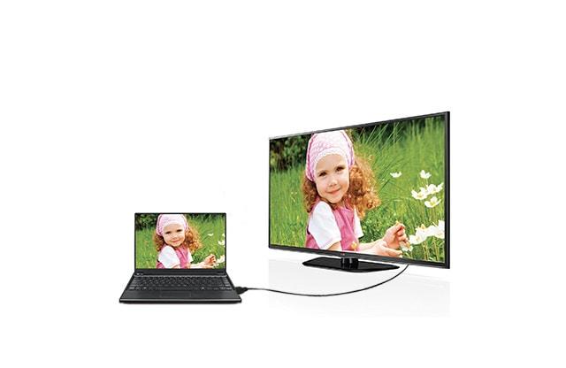 LG PC Input LED TV