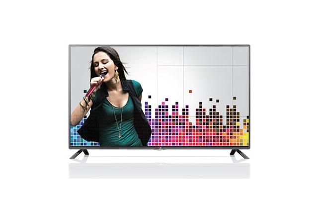 LG BollyWood Mode LED TV