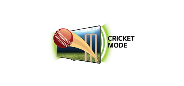 LG Cricket Mode LED TV