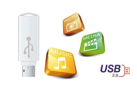 USB 2.0 Playback