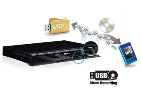 USB Direct Recording
