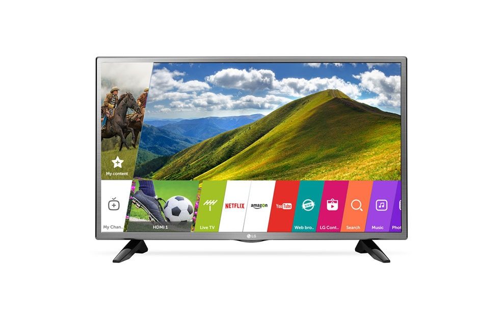 Lg 32lj573d led tv with telly bean single click access lg in lg tvs 32lj573d 1 ccuart Images