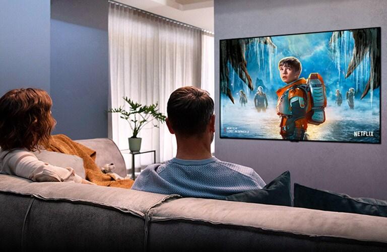 LG OLED77GXPTA True Cinema Experience
