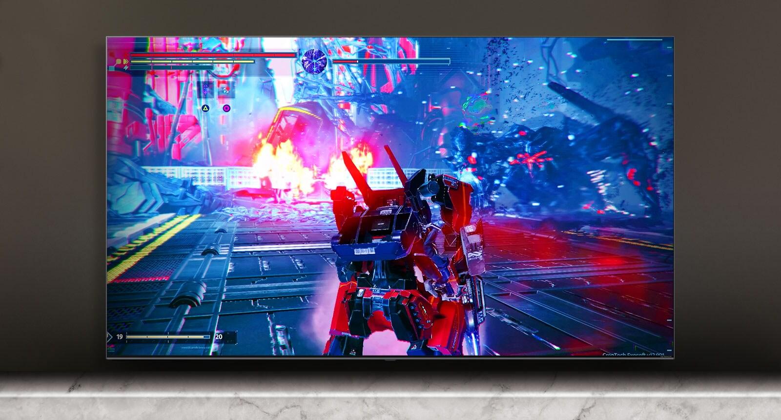LG 65NANO80TNA Gaming Mode