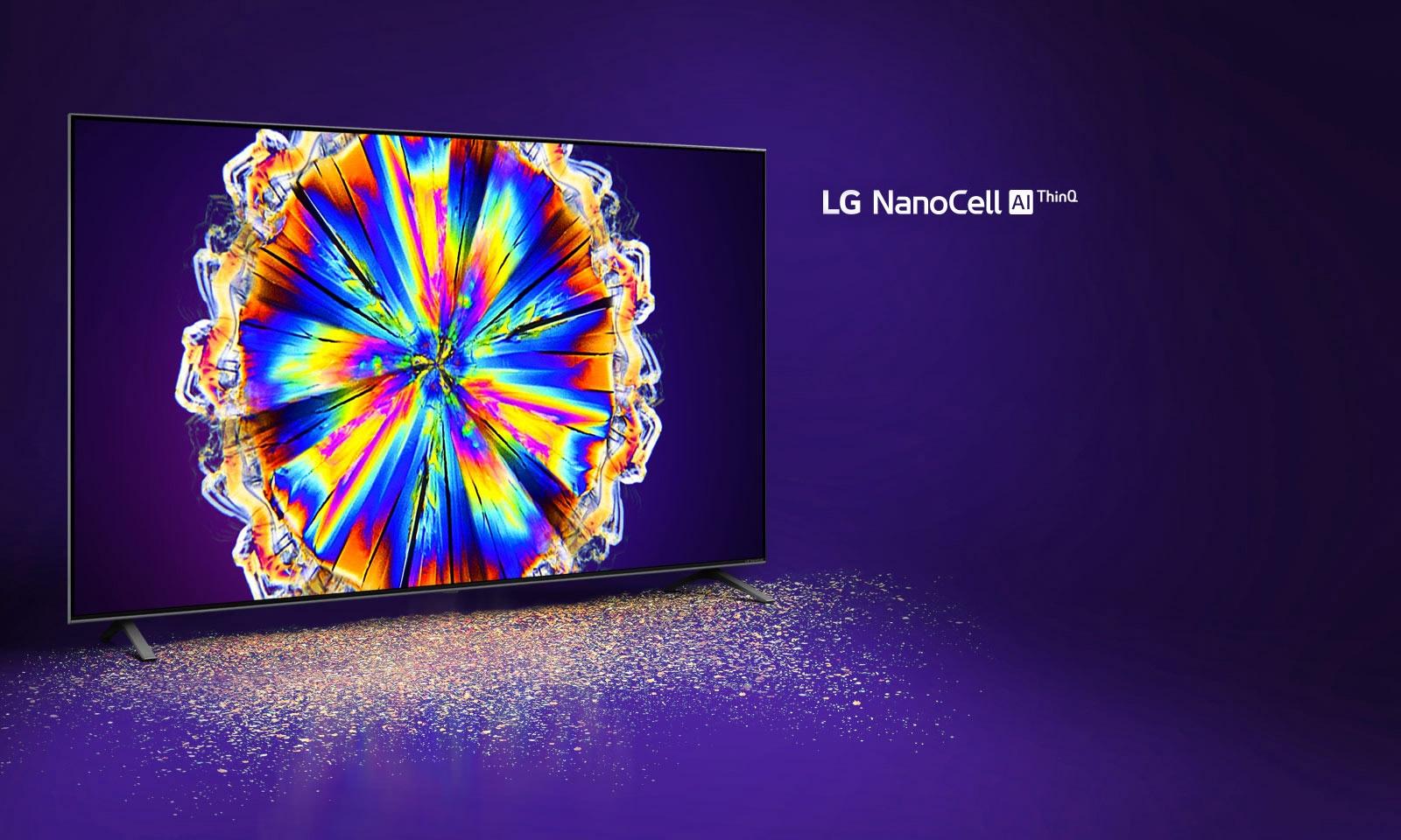 LG 65NANO86TNA Pure Colors