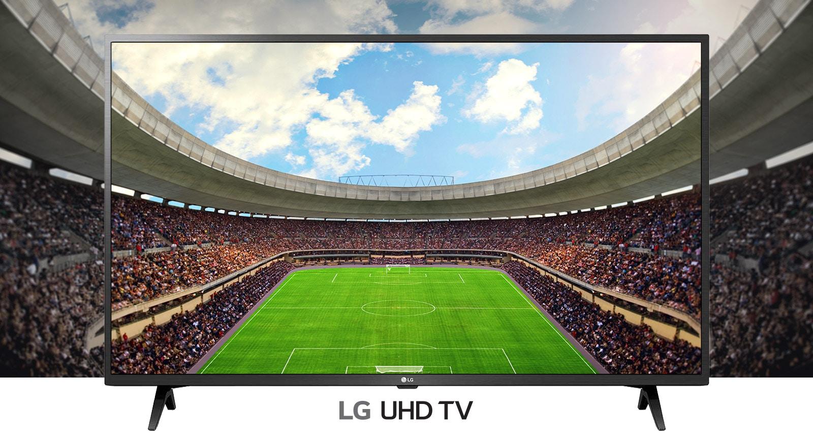 LG 55UN7300PTC Real 4K
